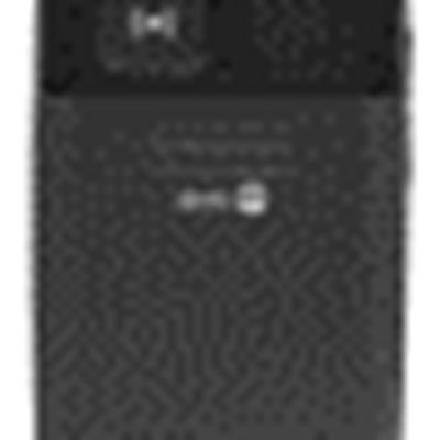 Doro PhoneEasy 612 – Klapphandy mit 2 MP Kamera (schwarz-weiß)