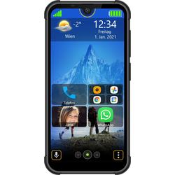 Bea-Fon Seniorenhandy MX1 128 GB, schwarz