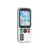 Doro 780X IUP Seniorenhandy (7,11 cm/2,8 Zoll, 4G/LTE, GPS, HAC (Hörgerätekompatibilität), Lauter und klarer Klang, Freisprecheinrichtung, Visuelle Anrufanzeige) weiß