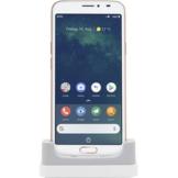 Doro 8080 Senioren-Smartphone 32GB 5.7 Zoll (14.5 cm) AndroidTM 9.0 Weiß