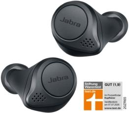 Elite Active 75t ANC True Wireless Kopfhörer grau