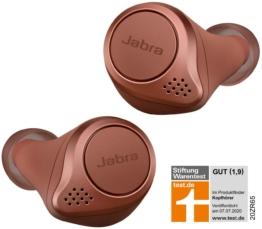 Elite Active 75t ANC True Wireless Kopfhörer sienna