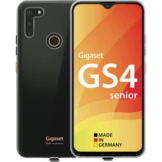 Gigaset GS4 Senior Senioren-Smartphone 64GB 6.3 Zoll (16 cm) Dual-SIM AndroidTM 10 Schwarz