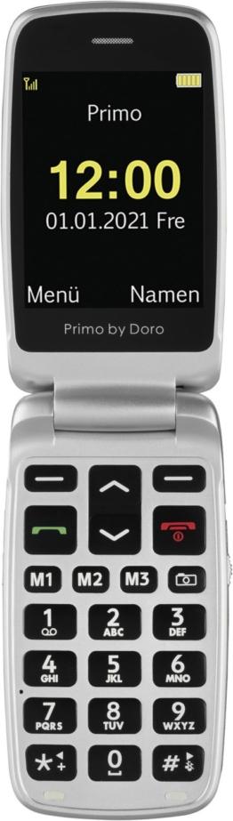 Primo 408 by Doro Seniorenhandy graphit