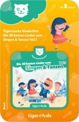 tigercard Die 20 besten Lieder Singen&Tanzen
